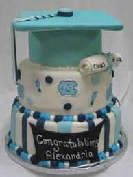 ideas for graduation cakes this unc graduation cake was french