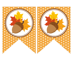 happy thanksgiving banners free thanksgiving printables from forever your prints catch my party