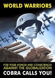 Cobra Commander Meme - cobra propaganda unreal propaganda pinterest cobra commander