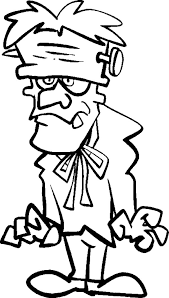 28 frankenstein coloring pages print frankinstein colouring