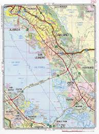 Oakland Map Oakland Road Map