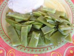 comment cuisiner les haricots plats recettes de haricots plats