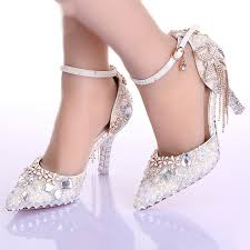 wedding shoes ankle pointed toe ankle boots bridal shoes ivory pearl wedding