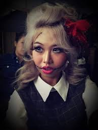 Chucky Makeup For Halloween by Best Halloween Ideas To Look Scary Creepy And Cool In Singapore