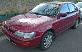 1991 Toyota Corolla Hatchback 1998 Toyota Corolla Information And Photos Momentcar
