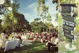 Outdoor Wedding Venues Balay Indang Cavite Wedding Aka Red Ginger Farm