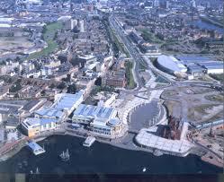 Home Zone Design Cardiff Public Space Oval Basin Cardiff Bay Cardiff United Kingdom 2001