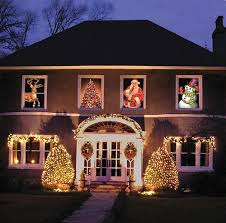 Window Ornaments With Lights Stylish Lighted Window Decorations Indoor