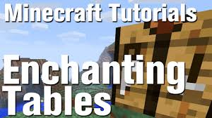 Enchanting Table Recipe Minecraft Tutorial How To Make An Enchantment Table Youtube