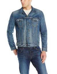 wrangler rugged mens jeans jacket mens urban clothing