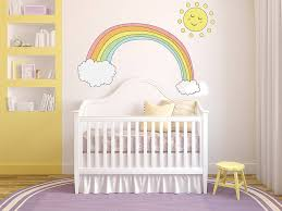 Nursery Sayings Wall Decals Pastel Children S Wall Stickers Wall Sticker Walls And Interiors