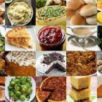 what are thanksgiving foods bootsforcheaper