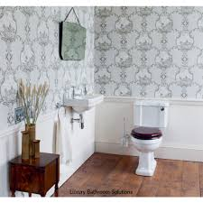 Designer Bathroom Wallpaper Edwardian Bathroom Wallpaper 33 Home Ideas Enhancedhomes Best