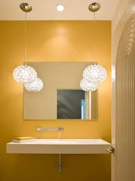 yellow bathroom decor ideas pictures tips from hgtv green dreams