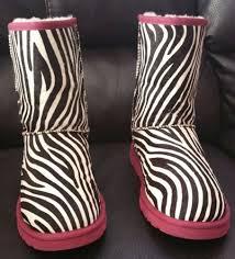 womens boots size 9 ugg australia womens boots size 9 unique zebra print w
