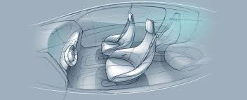 Interior Design Sketches by 04 Mercedes Benz F015 Luxury In Motion Interior Design Sketches 01