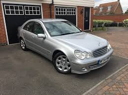 used 2004 mercedes benz c class c220 cdi elegance se for sale in