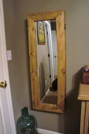 rustic jewelry armoire diy standing mirror jewelry armoire home design ideas