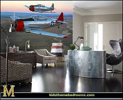 Airplane Bed Decorating Theme Bedrooms Maries Manor Army
