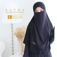 new launch niqab khimar without hoodie eisyah qibtiyyah