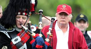 how trump wore out his scottish welcome politico
