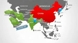 Asia Maps by Asia Maps Asia Powerpoint Maps Presentation Youtube