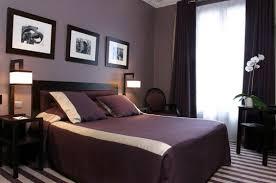 chambre prune et blanc chambre beige et prune idées de décoration capreol us