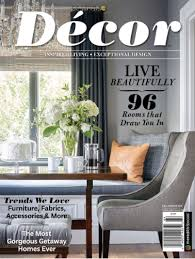 decor magazine fall winter 2016 eclectic home