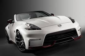 nissan 370z convertible for sale nissan 370z nismo roadster concept debuts at chicago carnewscafe com