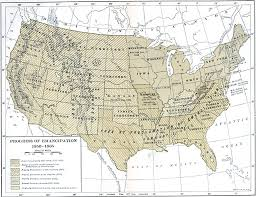 map of the us states in 1865 maps america civil war