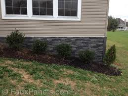 home foundations creative faux panels
