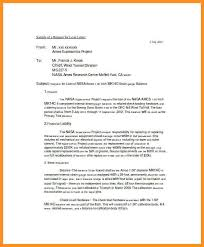 8 formal letter of request for documents appication letter