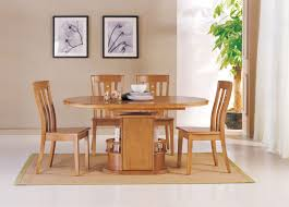 Oak Dining Chairs Design Ideas Kitchen Table Astonishing Decoration Oak Dining Room Table And