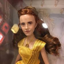 emma watson looks like emma watson belle doll looks like justin bieber popsugar middle