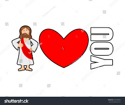 jesus loves you you need gog stock vector 461626894 shutterstock