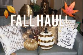 fall home decor haul hobby lobby jackie aina youtube