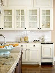 Antique White Cabinets Houzz - Antique white cabinets kitchen