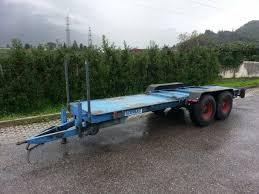 cerco carrello porta auto serve un rimorchio usato schwarz alto adige schwarz
