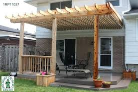 Decking Pergola Ideas by Pergola On Deck Pergola On Deck Blocks Pergola On Deck With