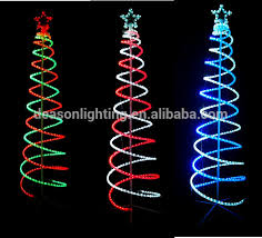 spiral rope light trees spiral rope light trees suppliers and