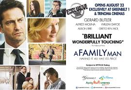 a family man timely movie offering from ayala malls cinemas