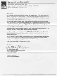 University Recommendation Letter Template by Recommendation Letter For An Employee Graduate Resume