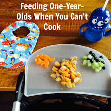 feeding one year olds when you can u0027t cook food toddler food and