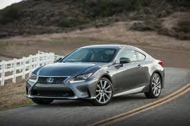 lexus rc 200t europe the motoring world usa three engine choices two turbo u0027s one