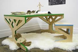 Modern Kids Children Home Furniture Design Adult Three Desk April - Modern kids furniture