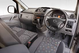 mercedes vito interior 2010 mercedes benz sprinter vito released in australia photos