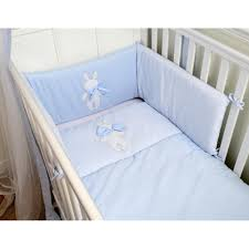 Cot Bedding Set Buy Clair De Lune 2pc Cot Bed Bedding Set Silver Lining From Our