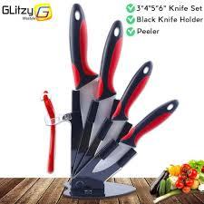 titanium kitchen knife set u2013 bhloom co