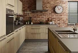 deco mur de cuisine le dé déco un mur de briques dans la cuisine