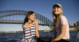 australia tourism bureau looking back the changing demographics of international visitors to